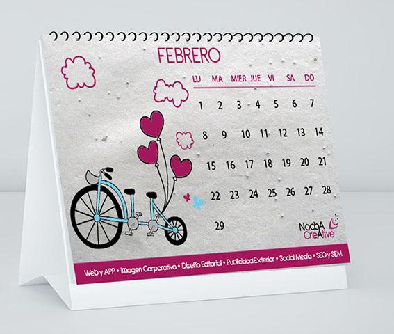 Sorteo Calendario Plantable 2016